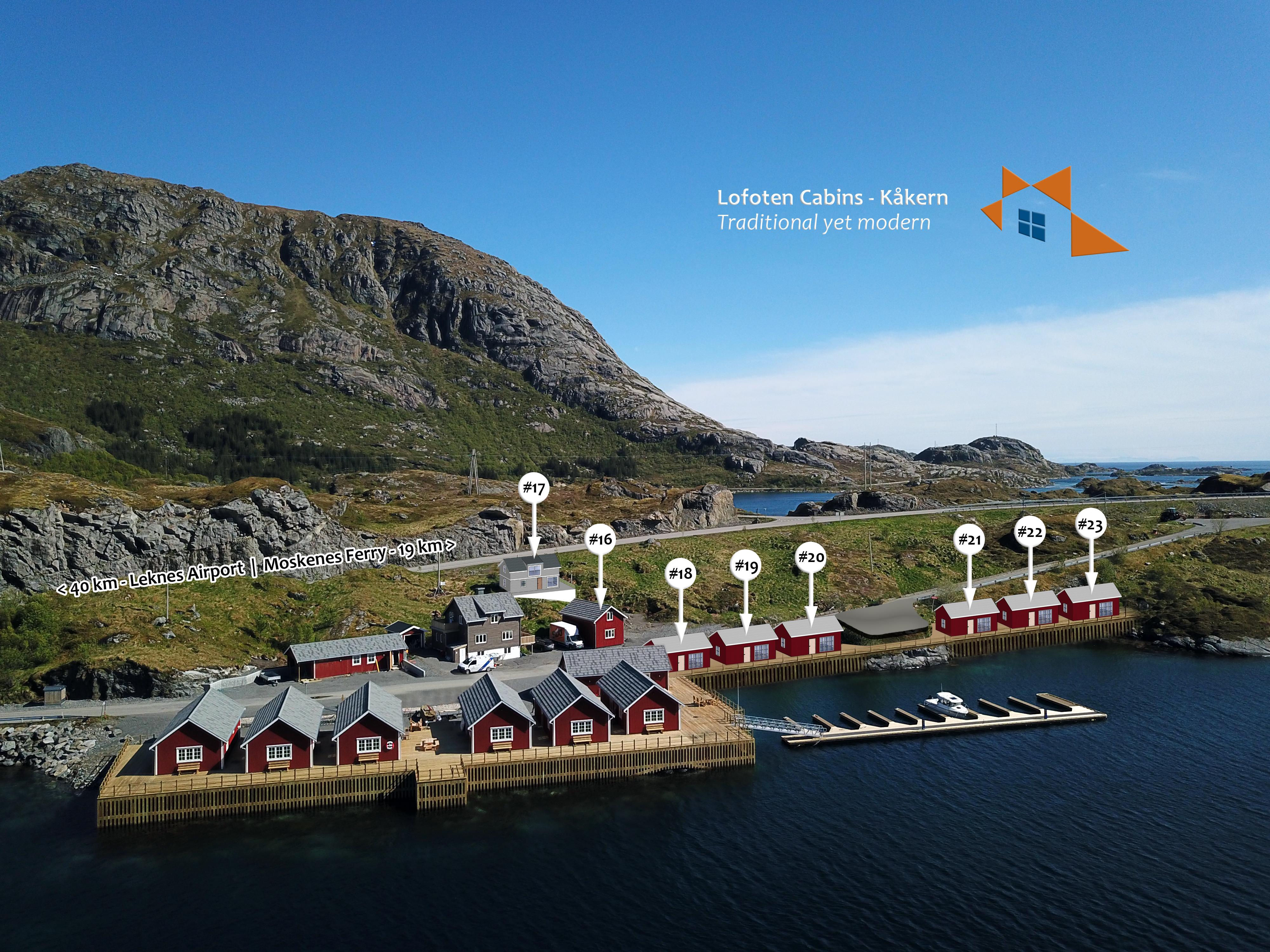 Cabin 17. Fjøsen (Kåkern)